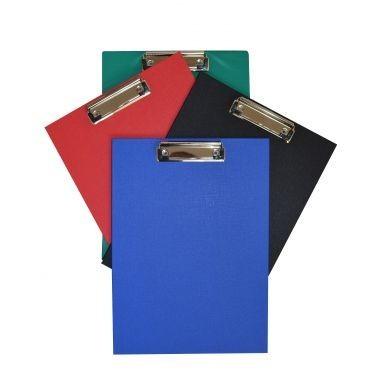 Clipboard simplu A4 plastifiat, diverse culori