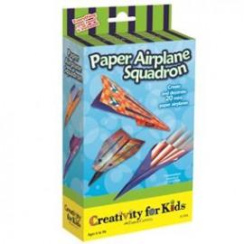 Set Creativitate Avioane Hartie Faber-Castell