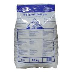 Tablete sare pentru dedurizarea apei, Auatria, 25 kg