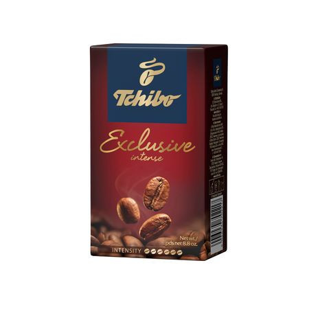 Cafea Macinata Tchibo Exclusive Intense, 250 g