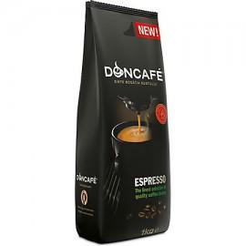 Cafea prajita boabe 1kg Doncafe Espresso