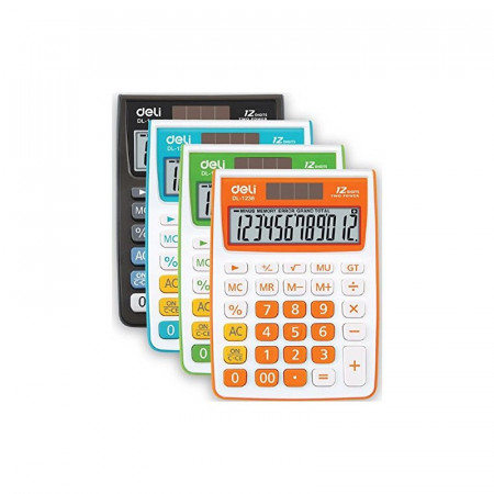 Calculator birou 12 digit Deli Soho 1238