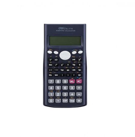 Calculator stiintific 12dig, 240functii, Deli1710