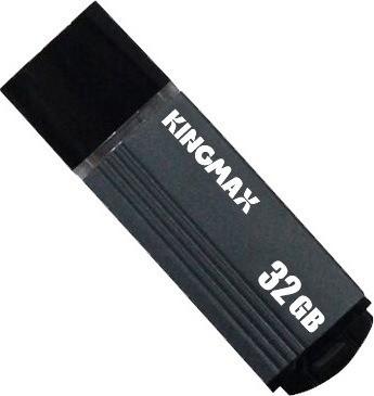 Memorie USB Flash Drive Kingmax MA-06, 32 GB USB 2.0, Aluminiu