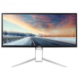 "Monitor LED IPS Acer 34"", UltraWide, UWHD 2K, 2xUSB, HDMI, DisplayPort, FreeSync, Speakers, BX340C,"