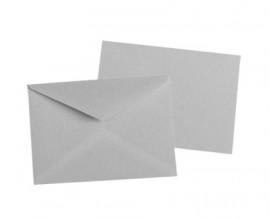 Plic alb siliconic C6 (114x162mm) 70g/mp clapa V