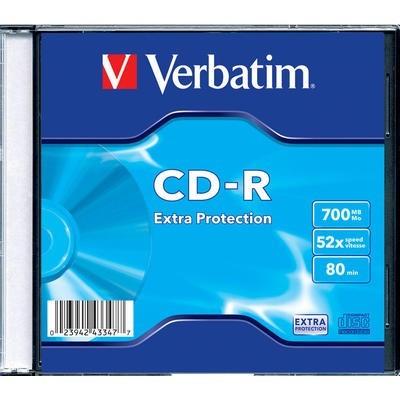 Verbatim CD-R 52X Extra Protection 700mb