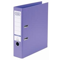 Biblioraft A4, PP/PP, margine metalica, 80 mm, 50 mm ELBA Smart Pro+