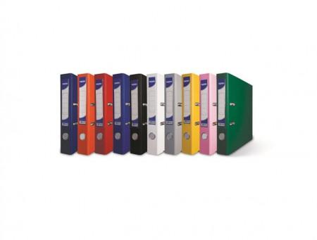 Biblioraft Plastifiat 75 mm Noki diferite culori