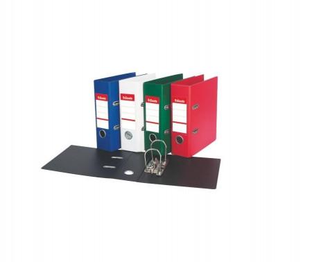 Biblioraft Plastifiat A5 Standard Esselte 75 mm, diverse culori