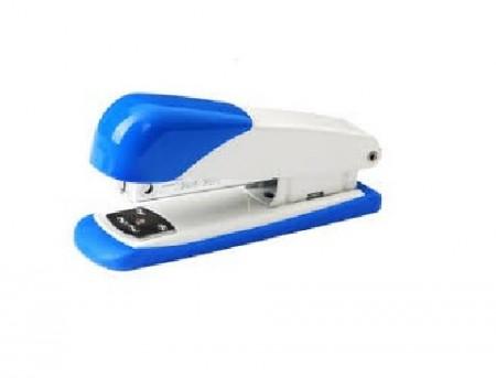 Capsator metalic mare 24/6-26/6 30 coli Evoffice albastru
