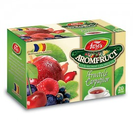 Ceai fruct, 20g, Aromfruct Fares