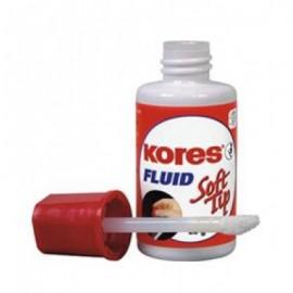 Fluid corector cu solvent ,20ml, Kores