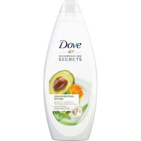 Gel de dus Dove Silk Glow, 250 ml