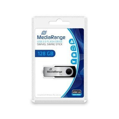 Memorie USB 2.0 Flash Drive MediaRange 64GB
