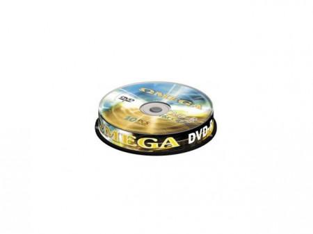 Omega DVD-R, 16X, 4.7Gb, 10 buc/set