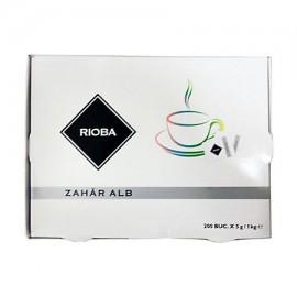 Rioba zahar alb, plic 200x5g