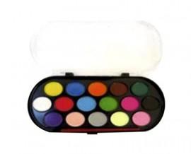 Acuarele 16 culori - LUCIOS