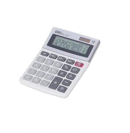 Calculator birou 12 digit Deli Easy 1217