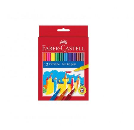 Carioca Faber-Castell, 12 culori