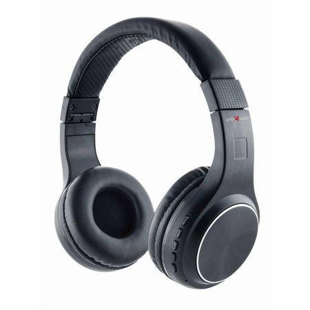 Casti Bluetooth on ear Gembird Warsaw cu microfon