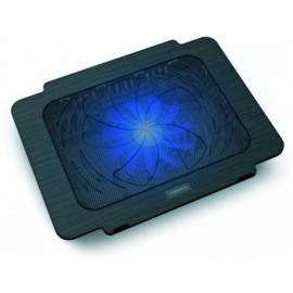 Cooler Pad Laptop Omega Breeze Blue Stand