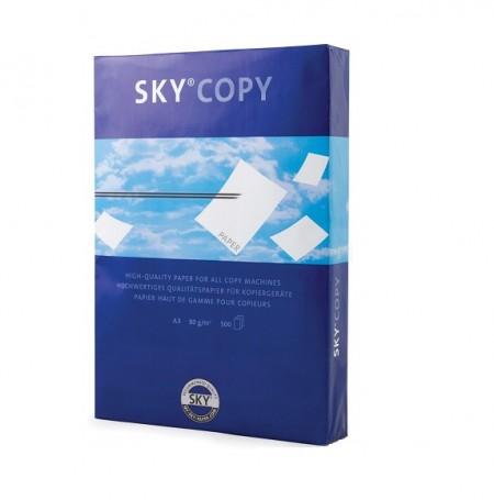Hartie Copiator Sky Copy A3 80g/mp, 500coli/top