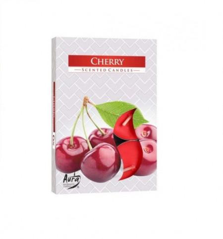 Lumânări parfumate pastilă 6 buc./set, diverse arome