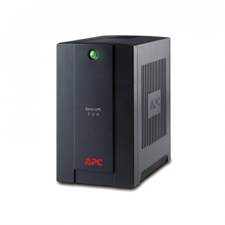 Sursa UPS APC Back-UPS 700VA/390W 230V, AVR, USB, IEC