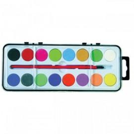Acuarele 16 culori - PASTILA