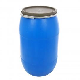 Bidon din plastic cu cerc 120 L