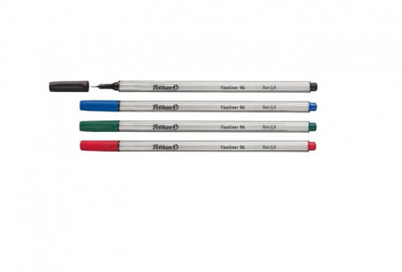 Fineliner 96 Pelikan 0.4 mm diverse culori
