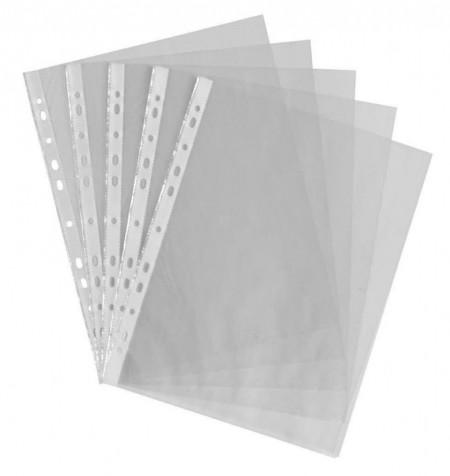 Folie protectie standard A4, 30 microni 100 buc/set B4U