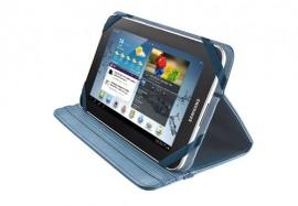"Husa universala Tableta 7""-8"" Trust Verso Universal Folio Stand Black, Grey, Blue"