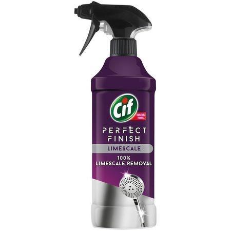 Solutie anticalcar Cif Perfect Finish Anti-calcar 435 ml