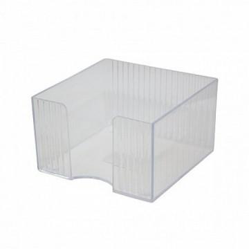 Suport Cub Hartie 9 x 9 Transparent FLARO