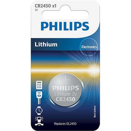 Baterie Philips Lithium CR2430, 3V, 1 buc
