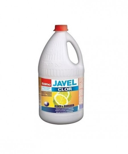 Clor Sano Javel 4L