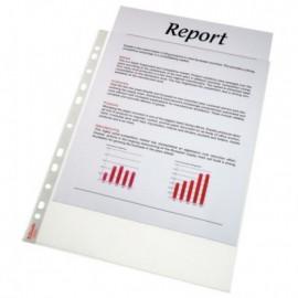 Folie din plastic, Protectie Documente A4, cristal, 105 mic., 10 buc/set, ESSELTE
