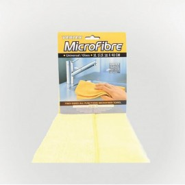 Laveta microfibra 2 fete 30 x 40 VERTEX, multisuprafete