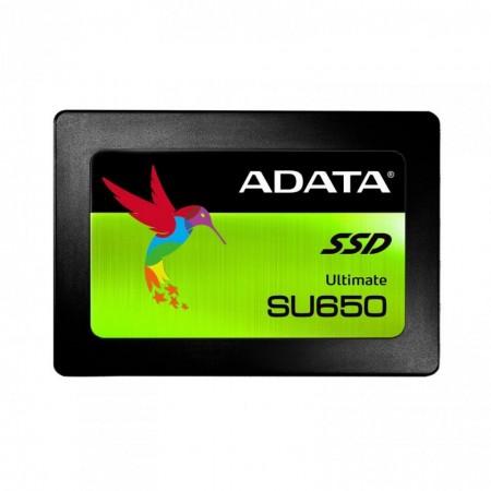 SSD ADATA Ultimate SU650, SATA-III 2.5 inch, 120 GB