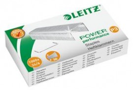 Capse 24/6 Power Performance Leitz, 30 coli