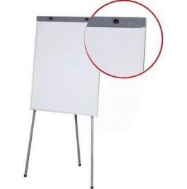 Flipchart magnetic, 100 x 70 cm, Optima + 1 Marker si Burete