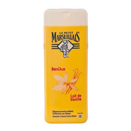 Gel de dus Le Petit Marseillais Vanilie, 400 ml