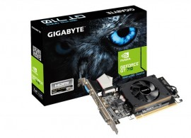 Placa video Gigabyte NVIDIA N710D3-1GL, GT710, 1024MB DDR3, 64bit, 954MHz, 1800MHz