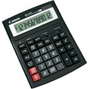 Calculator birou Canon WS-1210T, 12 digiti, display LCD, alimentare solara si baterie