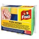 FINO bureti Vase protectia unghiilor 3buc/set