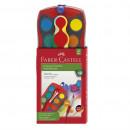 Acuarela Connector FABER-CASTELL 12 culori