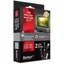 Banda LED Barkan TV Mood Light multi color box