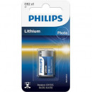 Baterie Philips Lithium CR2, 3V, 1 buc